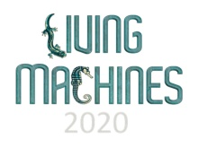 Living Machines 2020 Logo of the Living Machines Conference