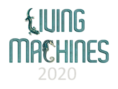 Logo of the Living Machines Conference