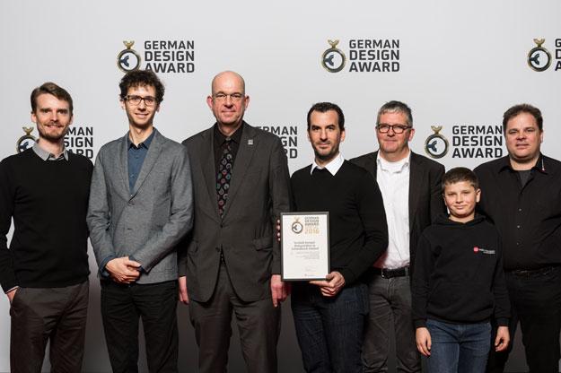 German Design Award 2016 Ceremony